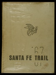 1967 Edition, Cleburne High School - Santa Fe Trail Yearbook (Cleburne, TX)