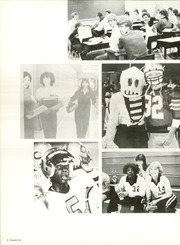 Page 12, 1984 Edition, Cleburne High School - Santa Fe Trail Yearbook (Cleburne, TX) online yearbook collection