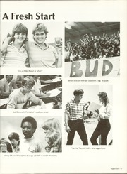Page 17, 1984 Edition, Cleburne High School - Santa Fe Trail Yearbook (Cleburne, TX) online yearbook collection