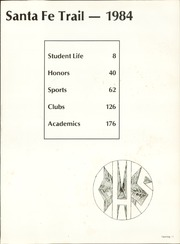 Page 5, 1984 Edition, Cleburne High School - Santa Fe Trail Yearbook (Cleburne, TX) online yearbook collection