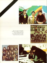 Page 6, 1984 Edition, Cleburne High School - Santa Fe Trail Yearbook (Cleburne, TX) online yearbook collection