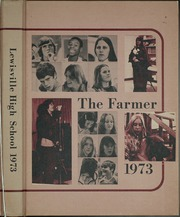 1973 Edition, Lewisville High School - Farmer Yearbook (Lewisville, TX)