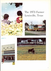 Page 5, 1973 Edition, Lewisville High School - Farmer Yearbook (Lewisville, TX) online yearbook collection