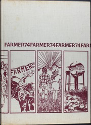 1974 Edition, Lewisville High School - Farmer Yearbook (Lewisville, TX)
