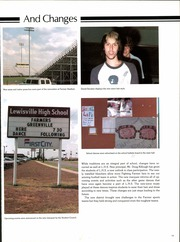 Page 15, 1983 Edition, Lewisville High School - Farmer Yearbook (Lewisville, TX) online yearbook collection