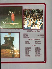 Page 7, 1983 Edition, Lewisville High School - Farmer Yearbook (Lewisville, TX) online yearbook collection