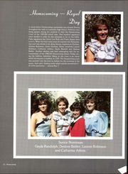 Page 14, 1984 Edition, Lewisville High School - Farmer Yearbook (Lewisville, TX) online yearbook collection