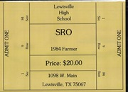 Page 5, 1984 Edition, Lewisville High School - Farmer Yearbook (Lewisville, TX) online yearbook collection
