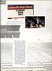 Page 9, 1984 Edition, Lewisville High School - Farmer Yearbook (Lewisville, TX) online yearbook collection