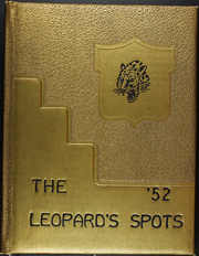 1952 Edition, La Grange High School - Leopard Spots Yearbook (La Grange, TX)