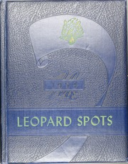 1954 Edition, La Grange High School - Leopard Spots Yearbook (La Grange, TX)