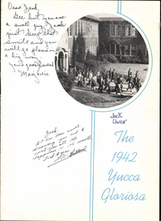 Page 5, 1942 Edition, Newman High School - Yucca Gloriosa Yearbook (Sweetwater, TX) online yearbook collection