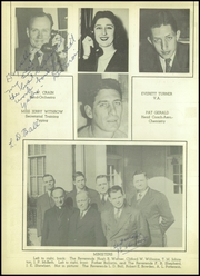 Page 16, 1946 Edition, Newman High School - Yucca Gloriosa Yearbook (Sweetwater, TX) online yearbook collection