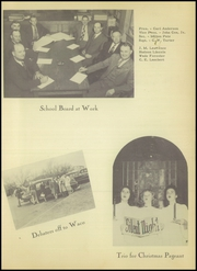 Page 11, 1948 Edition, Newman High School - Yucca Gloriosa Yearbook (Sweetwater, TX) online yearbook collection
