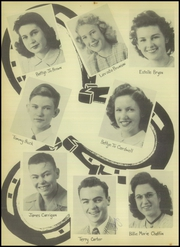 Page 16, 1948 Edition, Newman High School - Yucca Gloriosa Yearbook (Sweetwater, TX) online yearbook collection