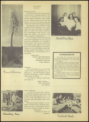 Page 7, 1948 Edition, Newman High School - Yucca Gloriosa Yearbook (Sweetwater, TX) online yearbook collection