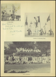 Page 9, 1948 Edition, Newman High School - Yucca Gloriosa Yearbook (Sweetwater, TX) online yearbook collection