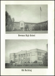 Page 13, 1950 Edition, Newman High School - Yucca Gloriosa Yearbook (Sweetwater, TX) online yearbook collection