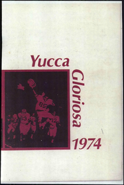 Page 1, 1974 Edition, Newman High School - Yucca Gloriosa Yearbook (Sweetwater, TX) online yearbook collection