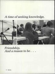 Page 12, 1974 Edition, Newman High School - Yucca Gloriosa Yearbook (Sweetwater, TX) online yearbook collection