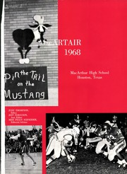Page 5, 1968 Edition, Douglas MacArthur High School - MacArtair Yearbook (Houston, TX) online yearbook collection