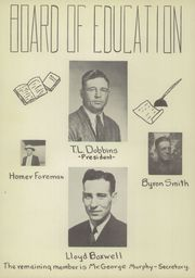 Page 12, 1944 Edition, Dumas High School - Demon Yearbook (Dumas, TX) online yearbook collection