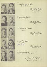 Page 14, 1944 Edition, Dumas High School - Demon Yearbook (Dumas, TX) online yearbook collection