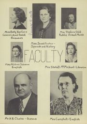 Page 15, 1944 Edition, Dumas High School - Demon Yearbook (Dumas, TX) online yearbook collection