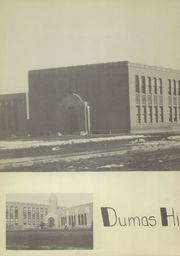 Page 6, 1944 Edition, Dumas High School - Demon Yearbook (Dumas, TX) online yearbook collection
