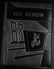 1962 Edition, Dumas High School - Demon Yearbook (Dumas, TX)