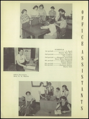Page 10, 1953 Edition, Colorado City High School - Lone Wolf Yearbook (Colorado City, TX) online yearbook collection