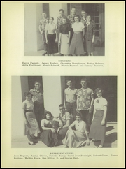 Page 14, 1953 Edition, Colorado City High School - Lone Wolf Yearbook (Colorado City, TX) online yearbook collection