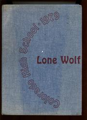 Page 1, 1979 Edition, Colorado City High School - Lone Wolf Yearbook (Colorado City, TX) online yearbook collection