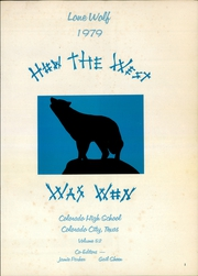 Page 5, 1979 Edition, Colorado City High School - Lone Wolf Yearbook (Colorado City, TX) online yearbook collection