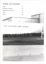 Page 6, 1966 Edition, Sam Houston High School - Cherokee Yearbook (Arlington, TX) online yearbook collection