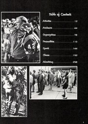 Page 9, 1969 Edition, Sam Houston High School - Cherokee Yearbook (Arlington, TX) online yearbook collection