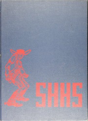1972 Edition, Sam Houston High School - Cherokee Yearbook (Arlington, TX)
