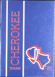 1982 Edition, Sam Houston High School - Cherokee Yearbook (Arlington, TX)