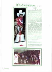 Page 12, 1983 Edition, Sam Houston High School - Cherokee Yearbook (Arlington, TX) online yearbook collection