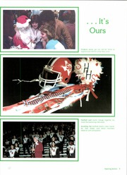 Page 13, 1983 Edition, Sam Houston High School - Cherokee Yearbook (Arlington, TX) online yearbook collection