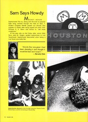 Page 16, 1983 Edition, Sam Houston High School - Cherokee Yearbook (Arlington, TX) online yearbook collection