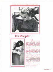 Page 7, 1983 Edition, Sam Houston High School - Cherokee Yearbook (Arlington, TX) online yearbook collection