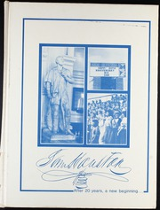 1984 Edition, Sam Houston High School - Cherokee Yearbook (Arlington, TX)