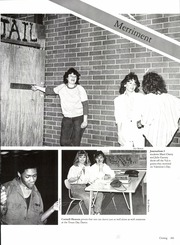 Page 273, 1985 Edition, Sam Houston High School - Cherokee Yearbook (Arlington, TX) online yearbook collection
