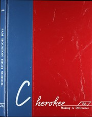 1986 Edition, Sam Houston High School - Cherokee Yearbook (Arlington, TX)