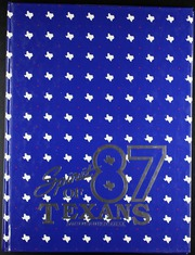 1987 Edition, Sam Houston High School - Cherokee Yearbook (Arlington, TX)