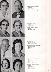 Page 17, 1964 Edition, Nacogdoches High School - Book N Yearbook (Nacogdoches, TX) online yearbook collection