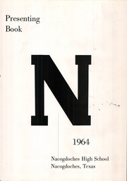 Page 5, 1964 Edition, Nacogdoches High School - Book N Yearbook (Nacogdoches, TX) online yearbook collection