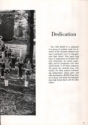 Page 9, 1964 Edition, Nacogdoches High School - Book N Yearbook (Nacogdoches, TX) online yearbook collection
