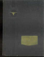 Page 1, 1930 Edition, Graham High School - Steer Yearbook (Graham, TX) online yearbook collection